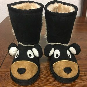 Bear Toasty Toes Boots